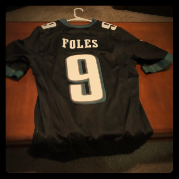 meet 62278 c11a4 Limited Nick Foles Nike Jersey size Large